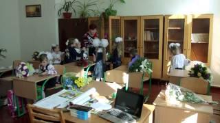 ПЕРШИЙ УРОК 2014 БАРАХТІВСЬКИЙ НВК Васильківського району Київської  області