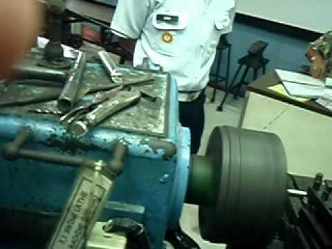 marine engineering class