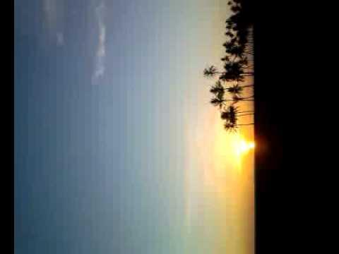 Sundown at Meulaboh