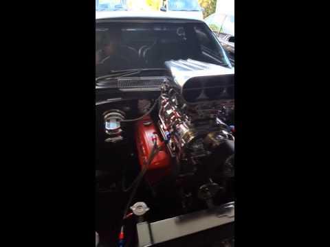 NZ V8 572CI SUPERCHARGED