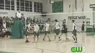 Santa Ynez, St.Joseph volleyball clash for title.flv