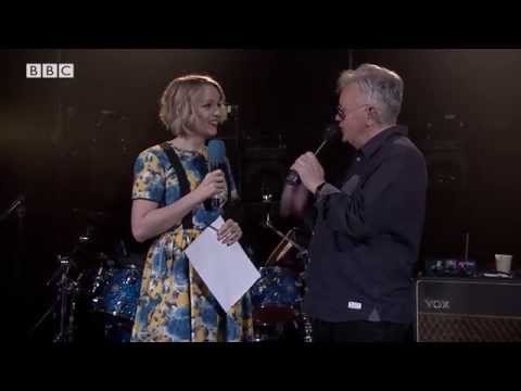 New Order interview 6 Music Live 2015
