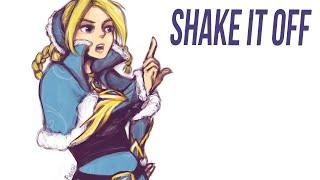 Shake It Off (Dota 2 Parody)