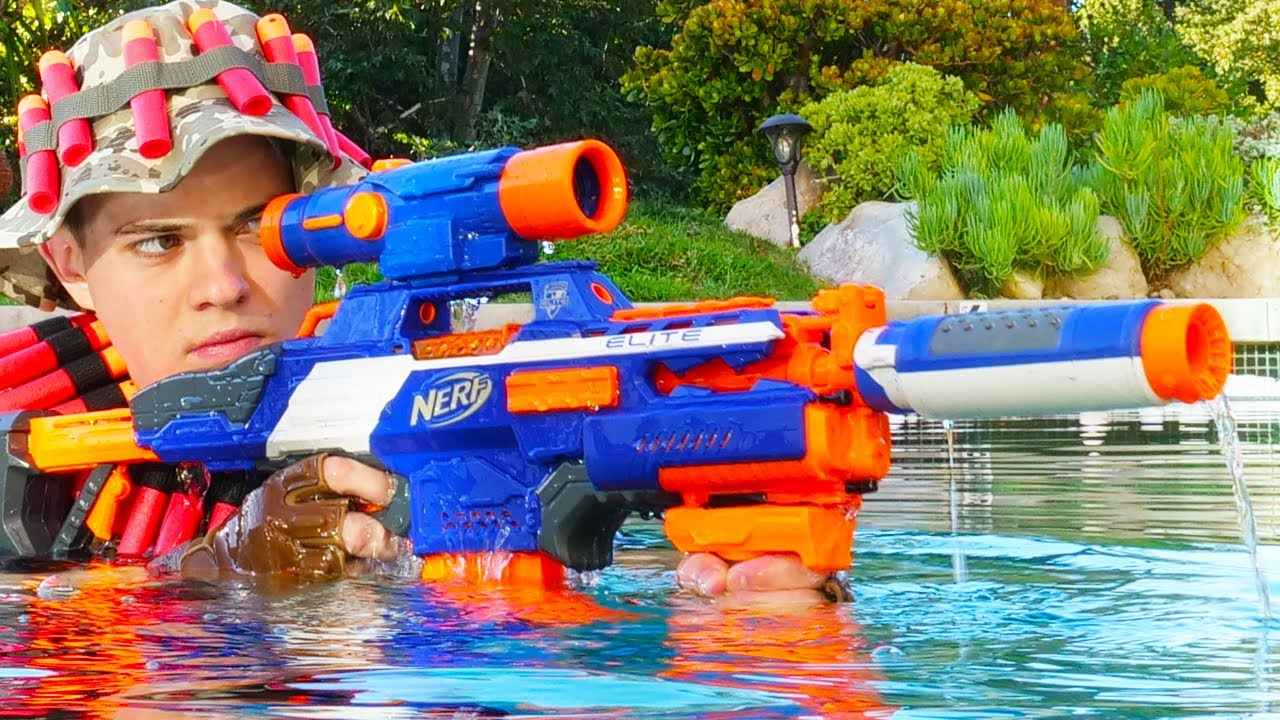 Nerf War: 6 Million Subscribers