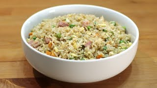 How to Make Fried Rice | Easy Japanese Hibachi Style Fried Rice Recipe
