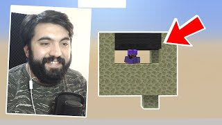 HAVAYA BASE YAPTIM! Minecraft: BED WARS