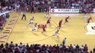 Southern Indiana at No. 24 Indiana Game Highlights