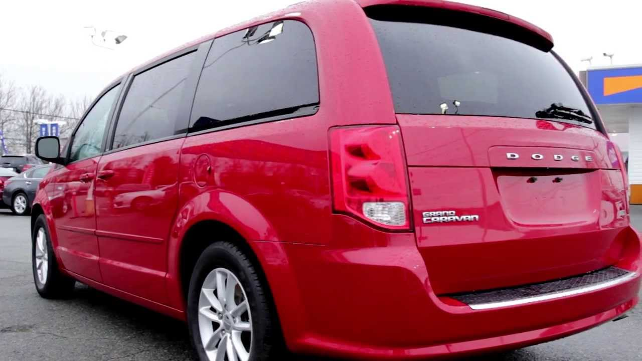 Bud Rental Car Sales Vancouver >> Dodge Caravan 2013 Budget Car Sales Vancouver Youtube