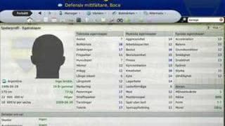 "My favorites ""Cheap"" WONDERKIDS! [Football Manager 2008]"