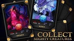 Puzzle Dragon: 3 Gewinnt Spiel - Android App Gameplay