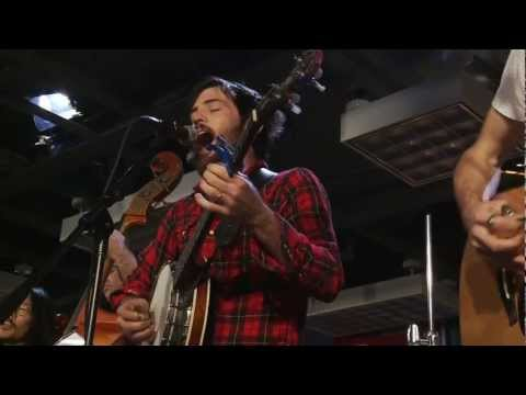 THE AVETT BROTHERS sing Laundry Room LIVE in HD