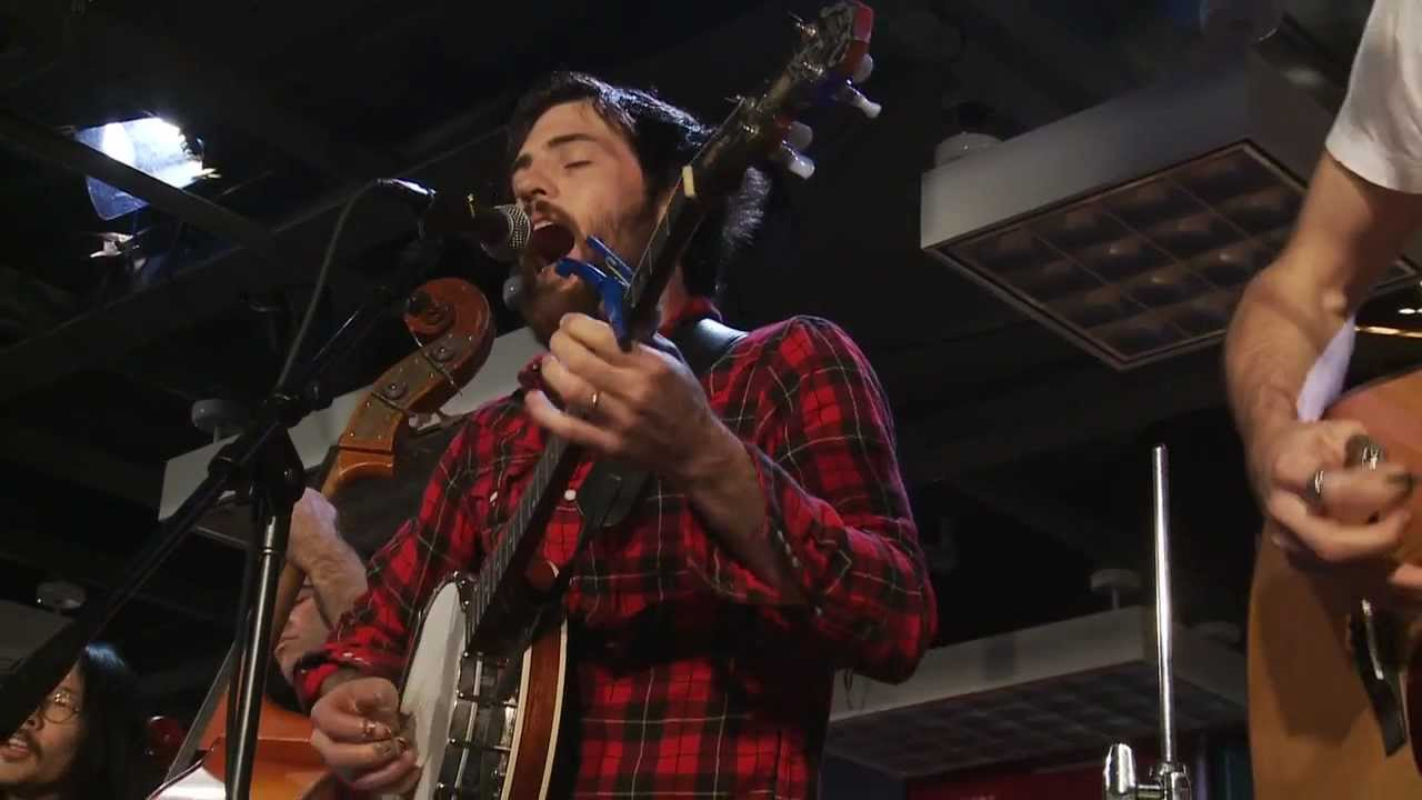 The Avett Brothers Sing Laundry Room Live In Hd Youtube
