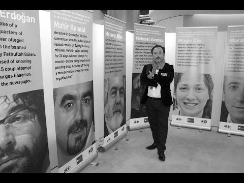 Journée mondiale de la liberté de la presse 3 mai en Turquie au Parlement Européen