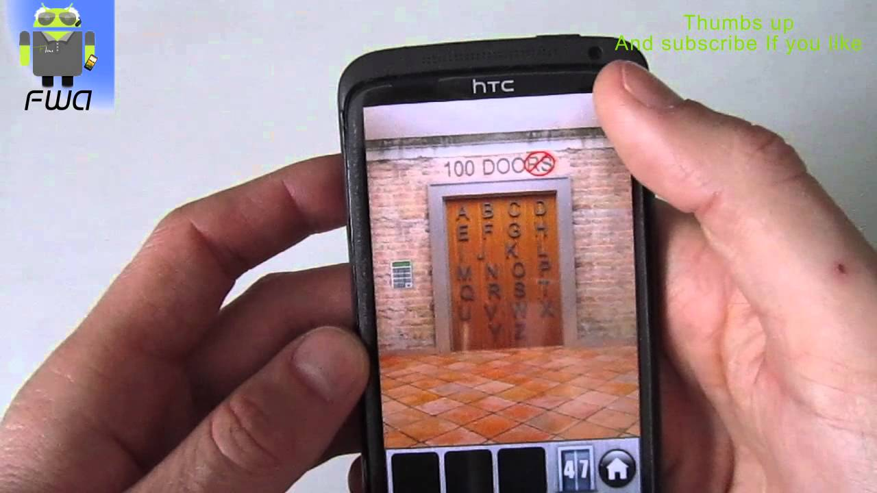 100 Doors Of Revenge Level 47 Solution Explanation Android Youtube