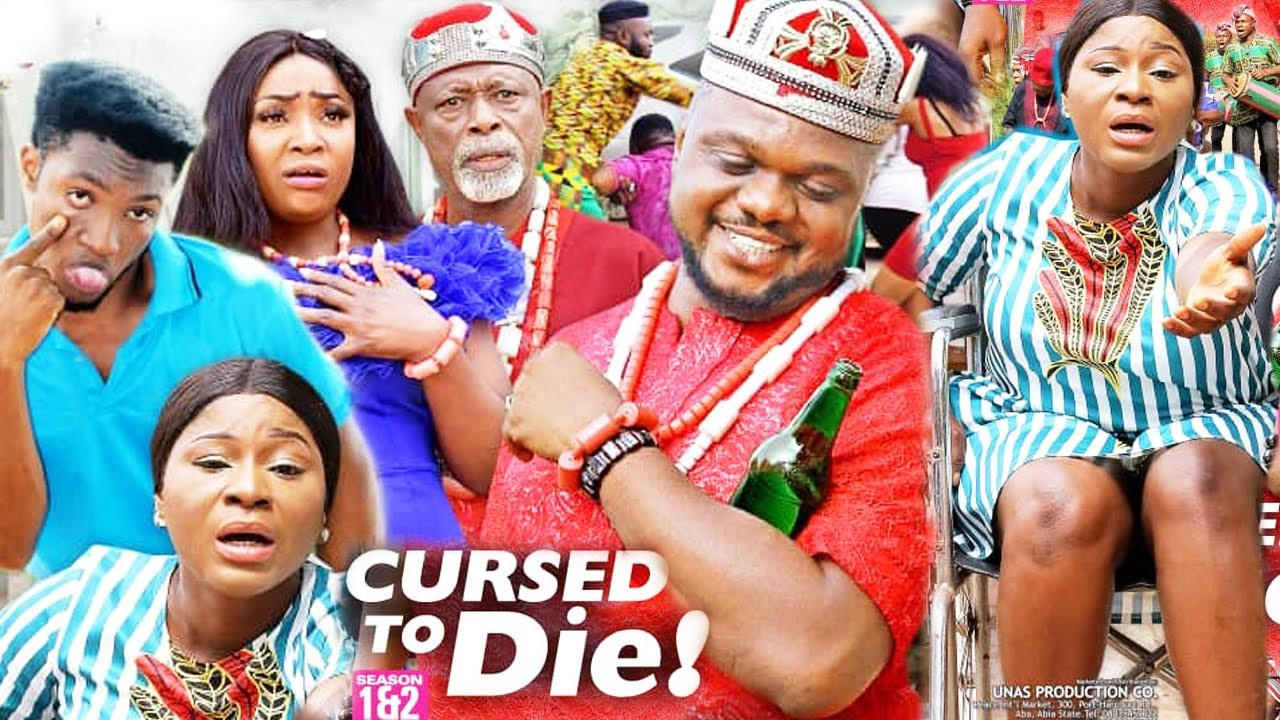 CURSED TO DIE SEASON 1 (NEW HIT MOVIE) -KEN ERICS|DESTINY ETIKO|2020 LATEST NIGERIAN NOLLYWOOD MOVIE