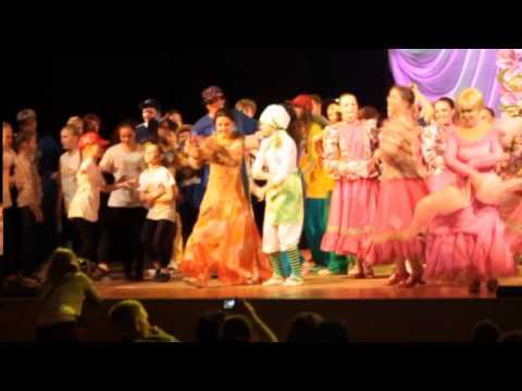 Free dance 2013.04.21 - Перепляс - Общий танец Школа современных танцев в Обнинске