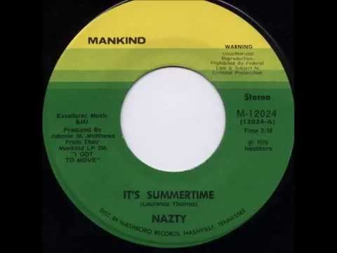 Nazty - It's Summertime (1976)