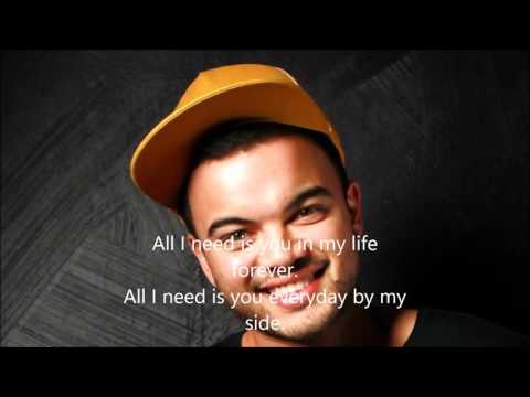 All I Need Is You Guy Sebastian