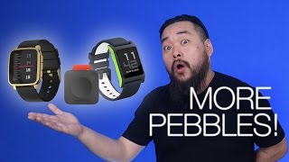 Pebble's 3 new devices, Changes to Twitter, Modular Otterboxes
