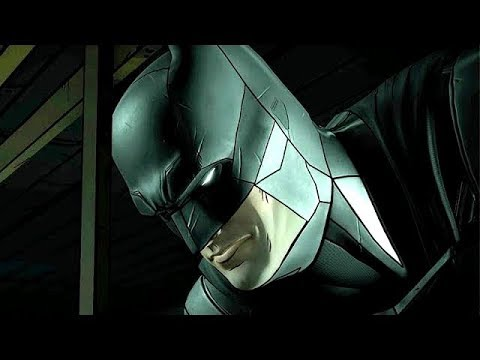 BATMAN: The Enemy Within Episode 2 All Cutscenes (Season 2) The Pact | Game Movie 4K UHD
