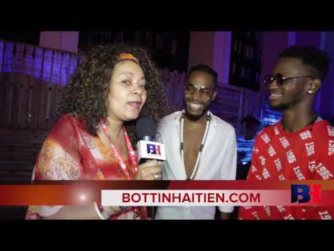 """Le Bottin Haïtien était au """"Melting Pot""""  juillet 2017 MontréaL Canada"""