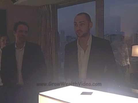 Secret Exclusive Video!...Jay, Aaron Train Leaders in Dallas