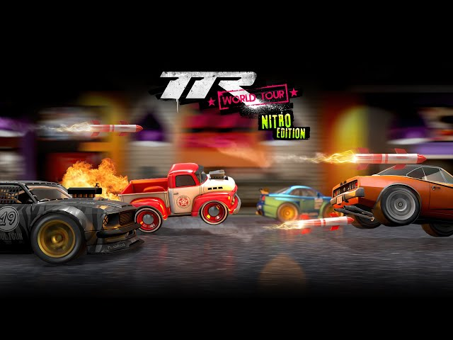 Table Top Racing: World Tour - Now available on iOS, tvOS, Android and Android TV