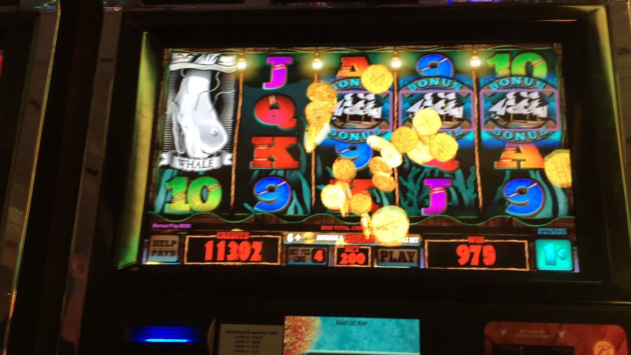 Moby Dick Slot Machine