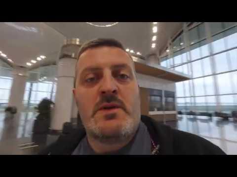 Новый Аэропорт Istanbul Турция - будьте внимательны !!!