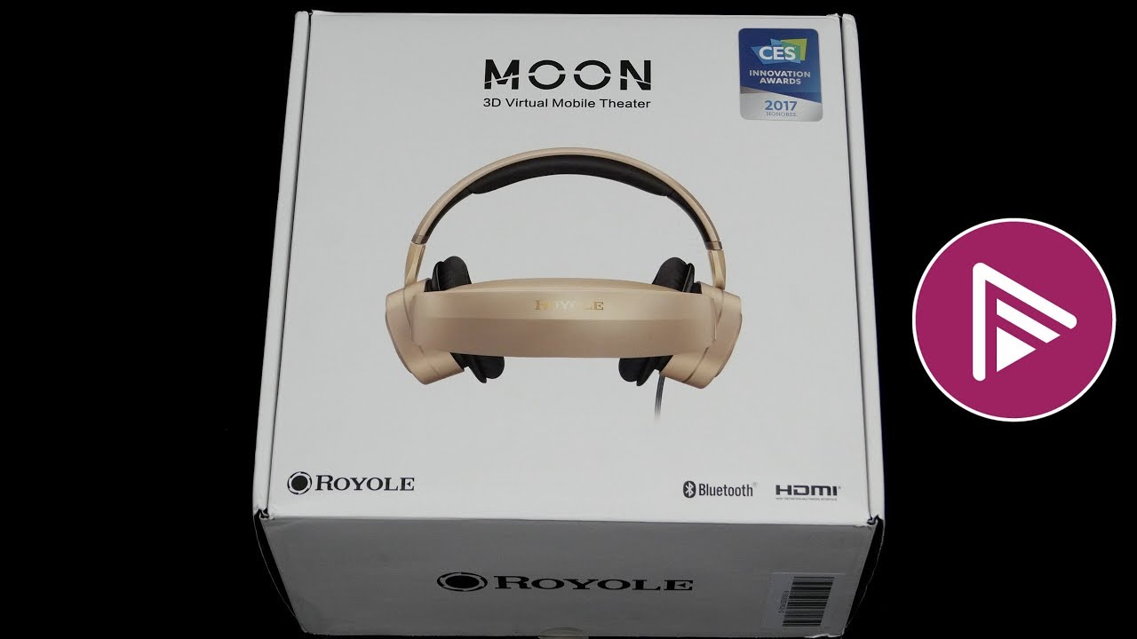 Royole Moon Royole Moon Av Headset Review