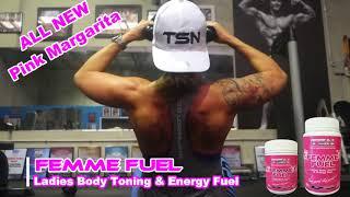 Pink Margarita | Femme Fuel Pre-Workout