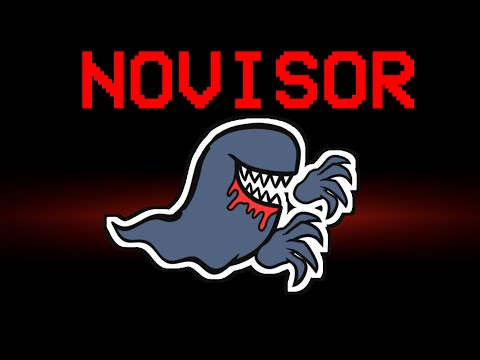 among us new NOVISOR role (mods)