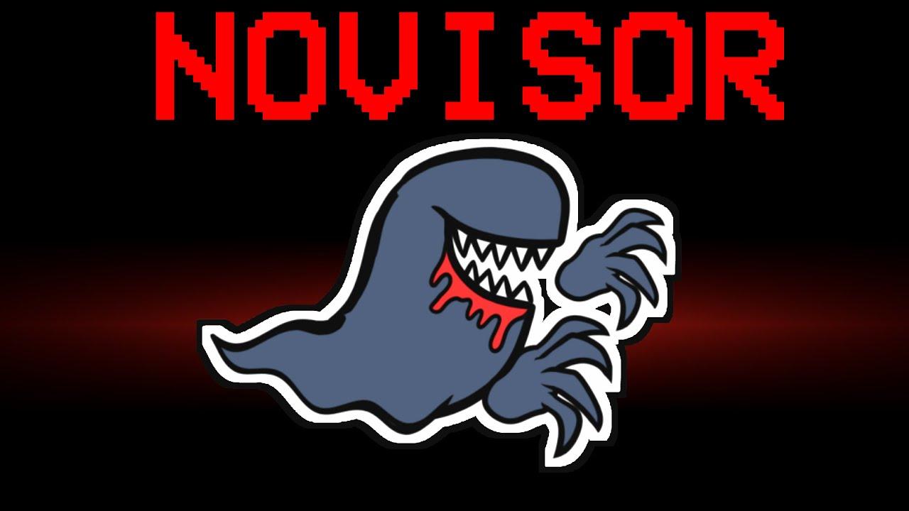 Download among us new NOVISOR role (mods)