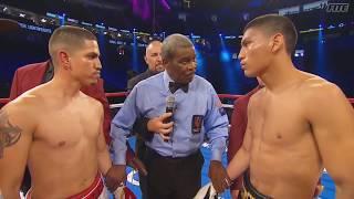 Cesar Valenzuela vs Vergil Ortiz