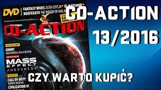 Cd-Action 13/2016 (263) - Czy warto kupić? (Fantasy Wars, El Matador, Nosferatu)