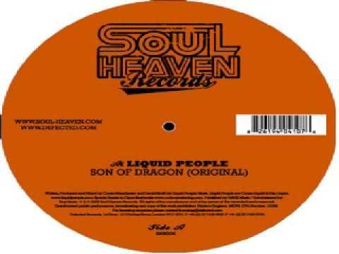 Liquid People -- Son Of Dragon (Afromento Remix)