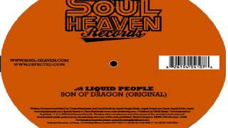 Liquid People ‎-- Son Of Dragon (Afromento Remix)