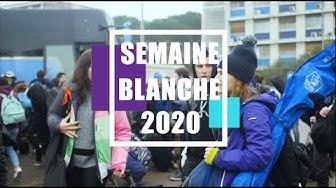 SEMAINE BLANCHE 2020 - DOMAINE DES SYBELLES