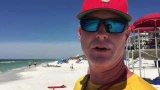 South Walton's Beach Wheelchair Program