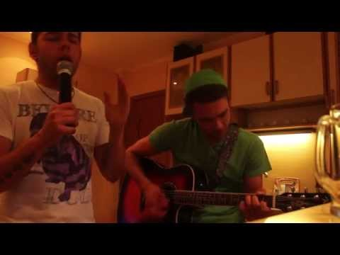 Kings Of Leon  Use Somebody Ste Stoilov ft. Nikolai Jelev Acoustic Cover