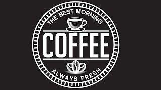 Het maken van een Koffie-Label op een Professionele manier met de Gratis Fonts - Coreldraw Tutorials