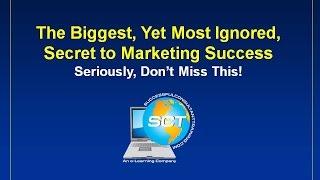 Het Echte Geheim voor Marketing Succes