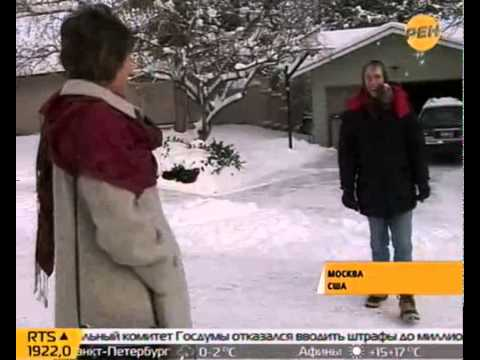 В гостях у мэра Москвы/At home with the Mayor of Moscow