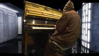 Bach Invention No. 1 BWV 772 - Piano Cover - The Robed Piano Player (S1 E2)