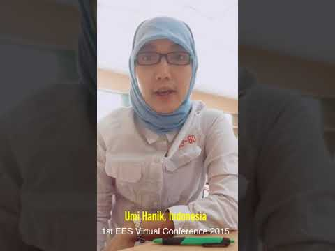 EvalYouth - 1st EES virtual conference 2015