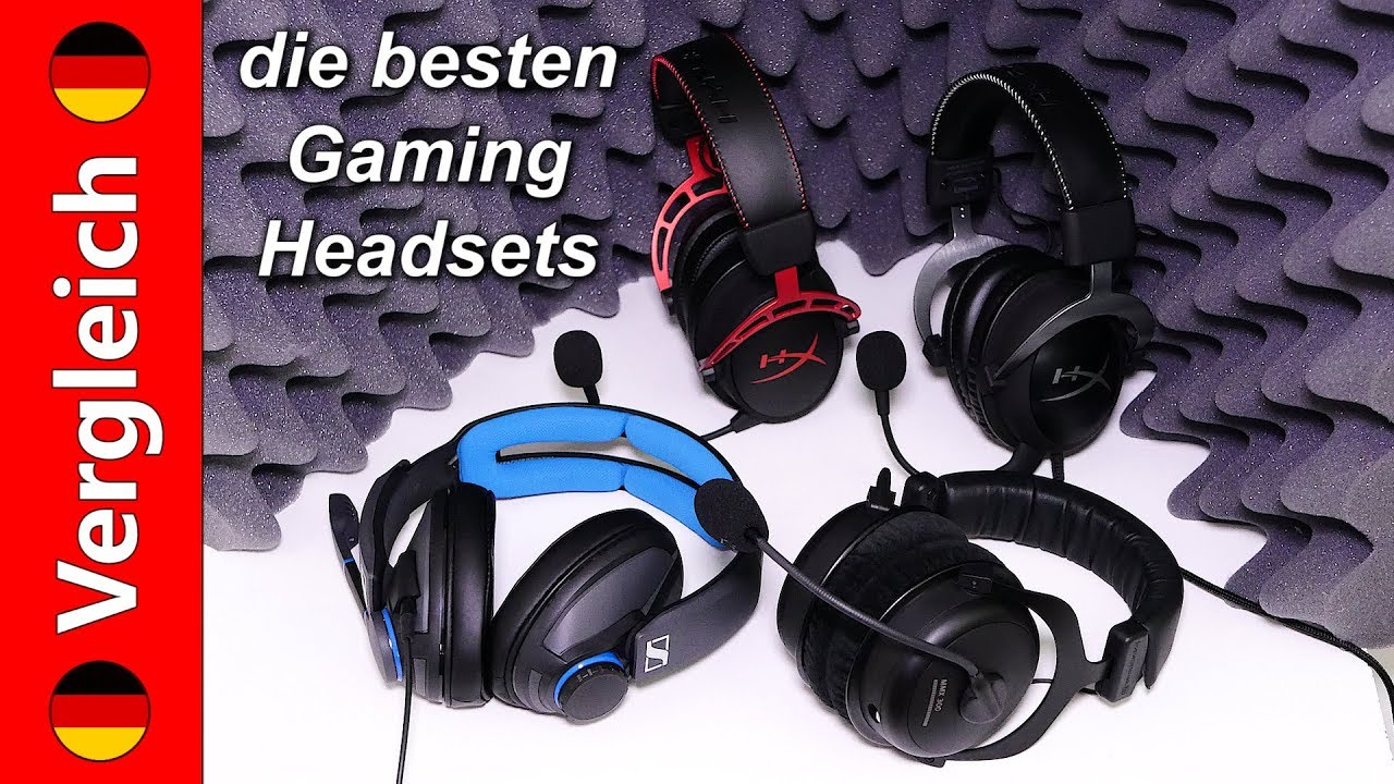 die besten stereo gaming headsets dezember 2017 youtube. Black Bedroom Furniture Sets. Home Design Ideas