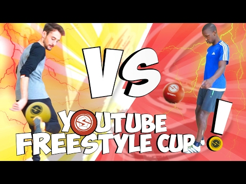 VINSKY VS ABDOULAYE SARR - YOUTUBE FREESTYLE CUP