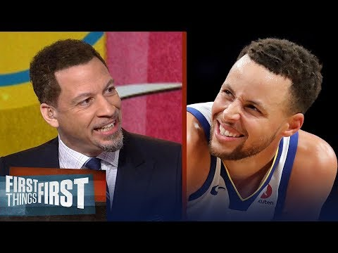 Chris Broussard on Kerr and Rockets exposing Warriors weaknesses in Gm5 | NBA | FIRST THINGS FIRST