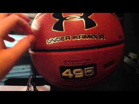 Under Armour Gripskin Basketball Review