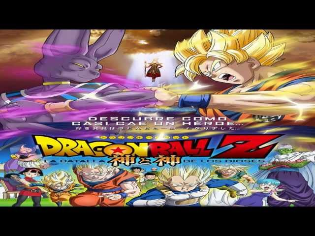 Trailer  Dragon Ball Z la batalla de los dioses (español latino) Videos De Viajes